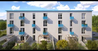 Nový projekt – moderní bytový komplex u Prahy