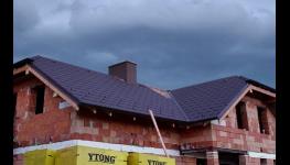 Šikmé sedlové střechy - stavba, rekonstrukce, rychle a bez starostí