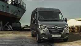 Nový robustní pick-up Renault ALASKAN, vůz pro práci i dobrodružství.