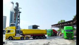 Obalované asfaltové směsi různých typů - Obalovna Ostrava