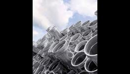 Potrubní systémy Alvenius, spirálově svařované ocelové trubky