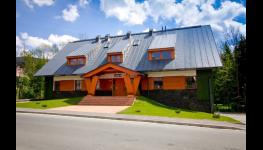 Rokytnice nad Jizerou v Krkonoších poskytuje velice pěkné a moderní ubytování v penzionu Troll