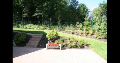 Stavební práce – založení okrasné nebo užitkové zahrady