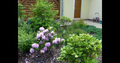 Kompletní realizace zahrad včetně jarní výsadby rostlin a zakládání záhonů