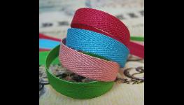 Textilní gumy, pruženky, keprovky - maloobchodní a velkoobchodní prodej textilní galanterie