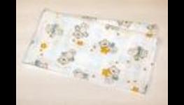 Prodej kojeneckého textilu eshop -  pleny, deky, přikrývky, bryndáky, kšíry