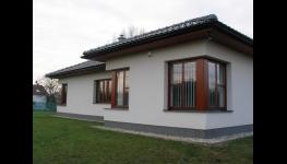 Výroba eurooken, oken, vstupní dveře - z dřevěného materiálu