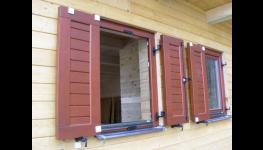Dveře pro vchody, okna, eurookna - výroba ze dřeva s montáží