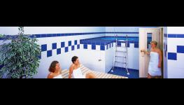 Sauna pro děti i dospělé s pitným režimem