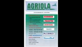 Originální, opotřebitelné náhradní díly na zemědělské stroje