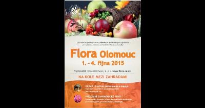 Podzimní zahradnické trhy Flora - výstava ovoce, zeleniny a školkařských výpěstků