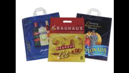 Reklamní, igelitové tašky s potiskem i bez potisku - výroba