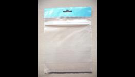 Rychlouzavírací sáčky se zipem pro balení a skladování předmětů