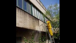 Tlakové mytí a čištění fasád wapkou výhodně - 3 splátky ve 2 letech