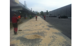 Stavební práce v oblasti dopravních staveb a budování inženýrských sítí