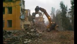 Demolice, zemní a bourací práce, odvoz suti a zeminy vlastní autodopravou Zlínský kraj