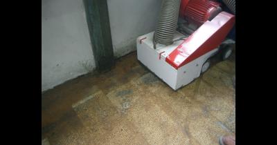 Kompletní příprava před aplikací betonového povrchu, opravy a renovace