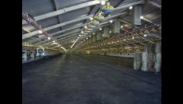Prašná podlaha, zaprášené zboží – řešením je litý asfalt