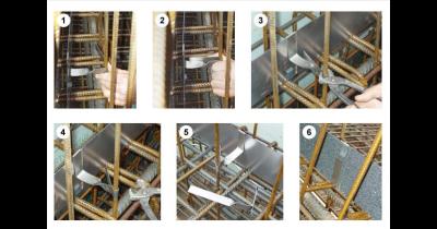 Těsnící plechy k utěsnění spár výroba  - použítí do  pracovních spár, vodorovných nebo svislých....