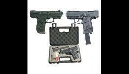 Zbraně, střelivo, pistole a pušky na airsoft v e-shopu i kamenných prodejnách, Praha, ČR