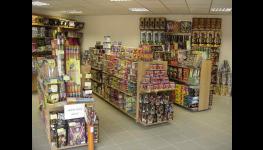 Zábavní pyrotechnika e-shop a prodejny Praha, Brno - celoroční prodej