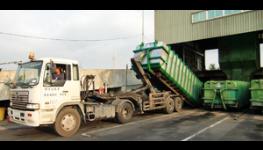 Služby sběrných surovin – přistavení kontejnerů na sběr kovového odpadu