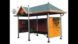 Výroba zastávek, autobusových čekáren a laviček