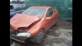 Ekologická likvidace nepojízdných vozidel na autovrakovišti v Kunovicích