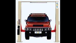 Dodávka, vybavení pro autoservisy - mobilní sloupové zvedáky pro traktory a stavební stroje Stertil KONI