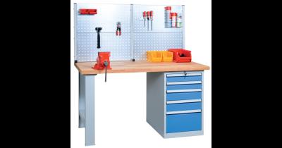 Jednoduchost, přehlednost a kvalita. To je dílenský, kovový a průmyslový nábytek od Enprag