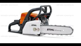 Kvalitní motorové pily značky STIHL s dvouletou zárukou, základ pro kácení stromů i práce se dřevem