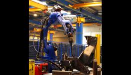 Kovovýroba a robotické svařování, využití nejmodernější technologie, vysoká přesnost a efektivita