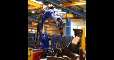 Speciální svařované konstrukce vyrobené na zakázku