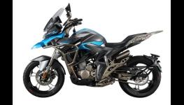 Nové motocykly značky Zontes v typech 310 T adventure, 310 R a 310 X