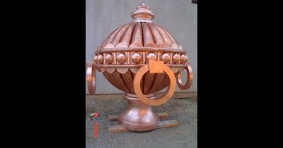 Galanterní klempířství-dekorativní, ozdobné klempířské prvky