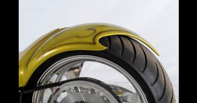 Výroba díly, části karoserie motocyklů - ozdobné nádrže, blatníky na motocykl