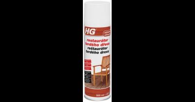 Spolehlivé čističe HG pro venkovní použití - na zahradní nábytek, tersasu, dlažbu i fasádu
