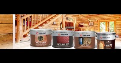 Profesionální barvy, laky, mořidla a další přípravky vhodné pro dřevo a jeho ochranu