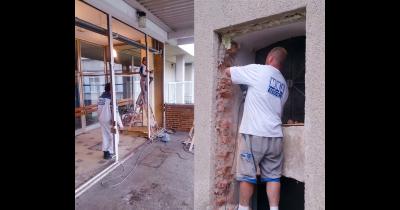Montáž oken a dveří od českého výrobce přenechejte spolehlivé stavební firmě MKA Service s.r.o.