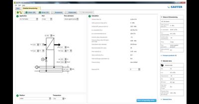 VALVEDIM: dimenzování ventilů, výběr ventilů a pohonů – určeno pro projektanty a instalatéry