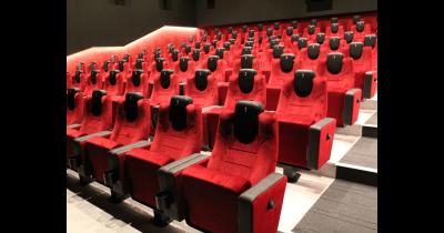 Dodávky, montáž stupňů hlediště divadla, kinosálu a úpravy stávajících hledišť