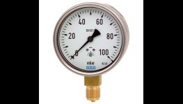 Manometry, tlakoměry Wika a Prematlak - prodej i profesionální montáž