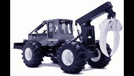 Ochranné konstrukce ROPS & FOPS & OPS - lesnické traktory a samojízdné stroje