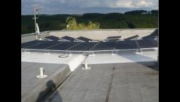 Fóliové izolace plochých střech, spodní stavby-bezúdržbová fólie Fatrafol