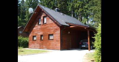 Dřevostavby na zakázku, stavby na klíč - uspoříte čas a náklady
