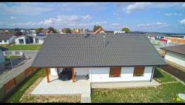 Příslušenství k betonovým střešním krytinám TERRAN, střešní doplňky