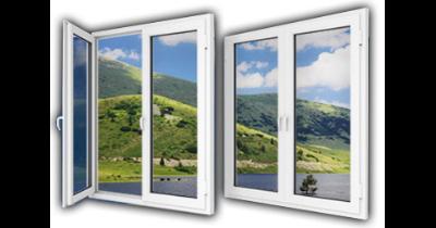 Hliníková a plastová okna, vysoká kvalita provedení, odolnost a moderní vzhled