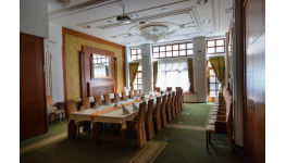 Hotel IBERIA v Opavě s kongresovým centrem, ubytováním a stravováním v restauracích