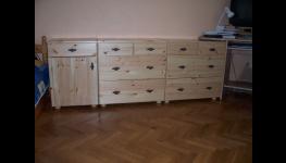 Výroba nábytku na zakázku do dětských a obývacích pokojů, ložnic, jídelen, kanceláří