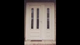 Plastové dveře INOUTIC Prestige – výroba, dodání, montáž, servis
